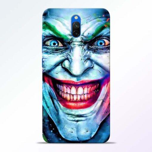 Joker Face Redmi 8A Dual Back Cover