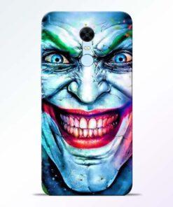 Joker Face Redmi Note 5 Back Cover