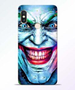 Joker Face Redmi Note 5 Pro Back Cover