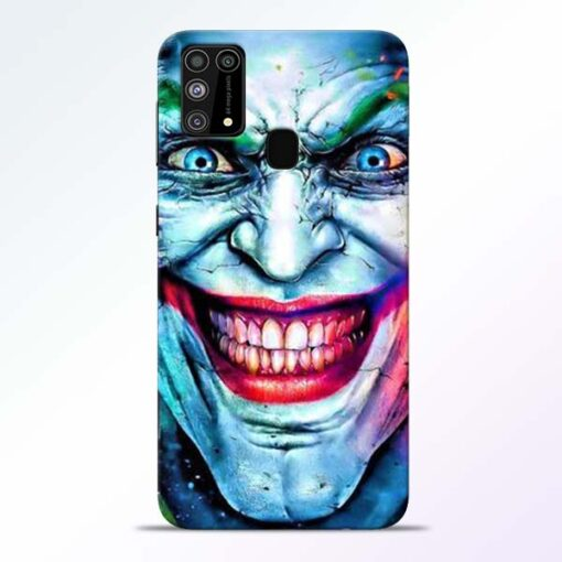 Joker Face Samsung Galaxy M31 Back Cover