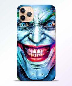 Joker Face iPhone 11 Pro Back Cover
