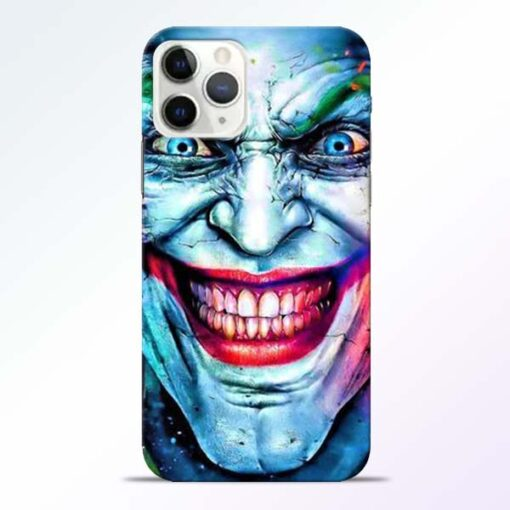 Joker Face iPhone 11 Pro Max Back Cover