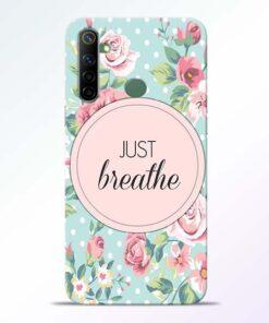 Just Breathe Realme 6i Back Cover