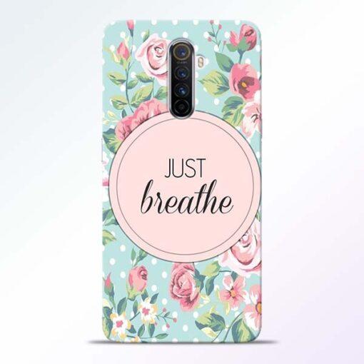 Just Breathe Realme X2 Pro Back Cover