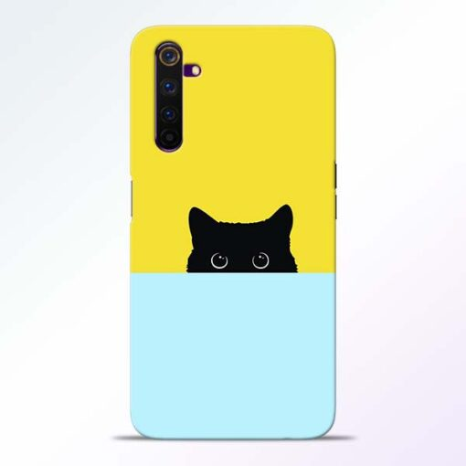 Little Cat Realme 6 Back Cover