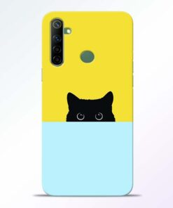 Little Cat Realme 6i Back Cover
