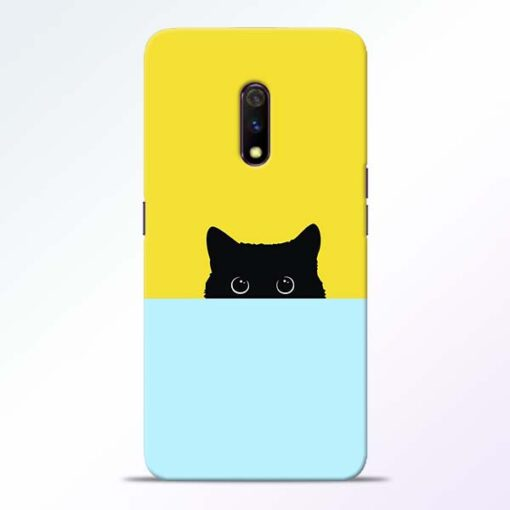 Little Cat Realme X Back Cover