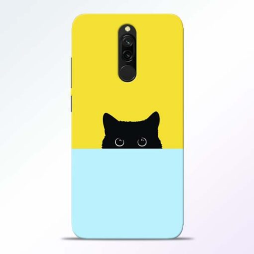Little Cat Redmi 8 Back Cover