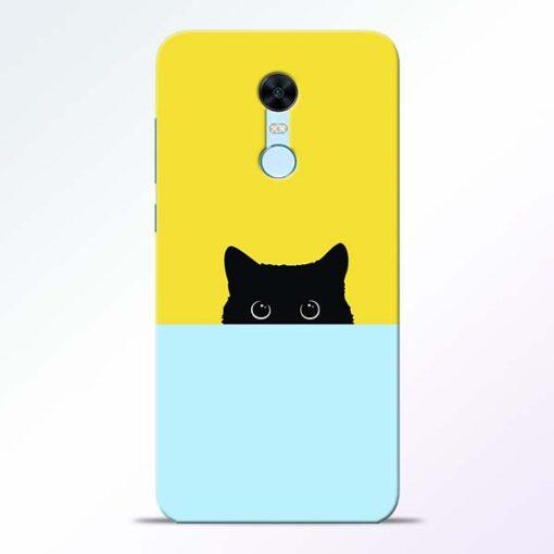 Little Cat Redmi Note 5 Back Cover
