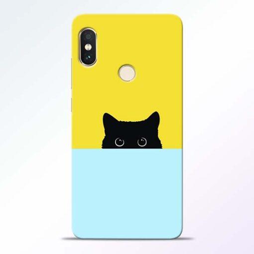 Little Cat Redmi Note 5 Pro Back Cover