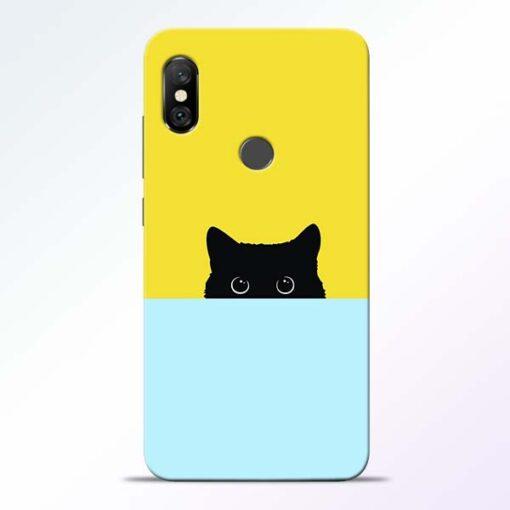 Little Cat Redmi Note 6 Pro Back Cover