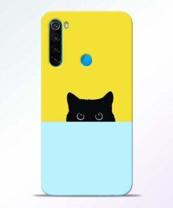 Little Cat Redmi Note 8 Back Cover