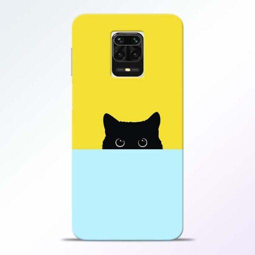 Little Cat Redmi Note 9 Pro Max Back Cover