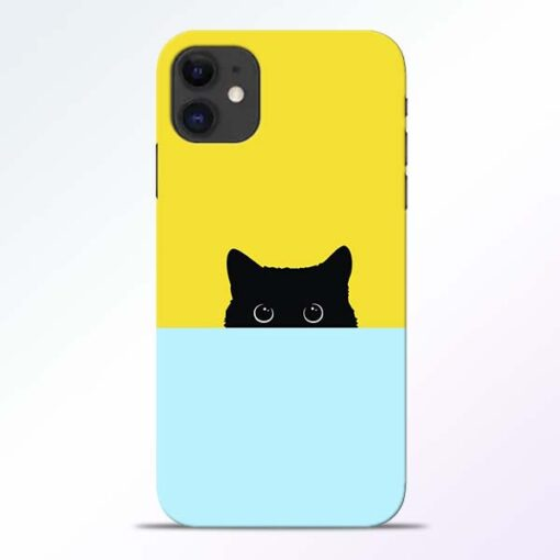 Little Cat iPhone 11 Back Cover