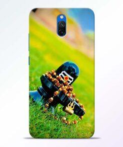 Mahadev Redmi 8A Dual Back Cover