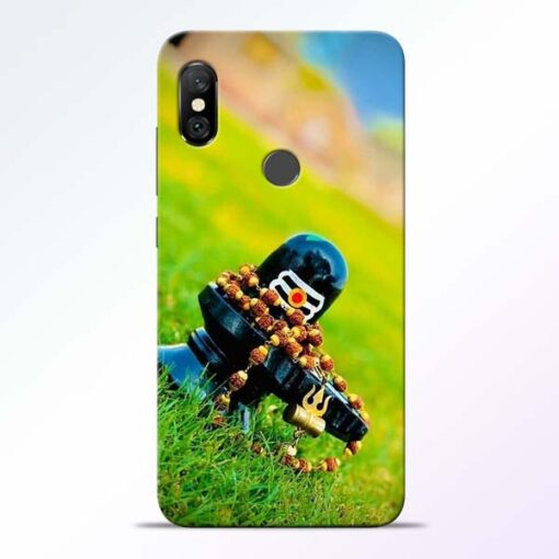 Mahadev Redmi Note 6 Pro Back Cover