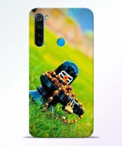 Mahadev Redmi Note 8 Back Cover