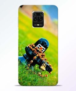 Mahadev Redmi Note 9 Pro Max Back Cover