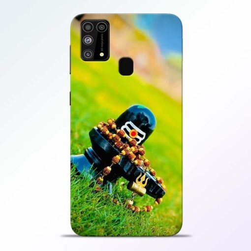 Mahadev Samsung Galaxy M31 Back Cover