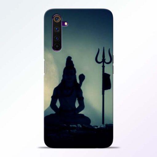 Mahadev Trishul Realme 6 Back Cover