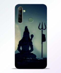 Mahadev Trishul Realme 6i Back Cover