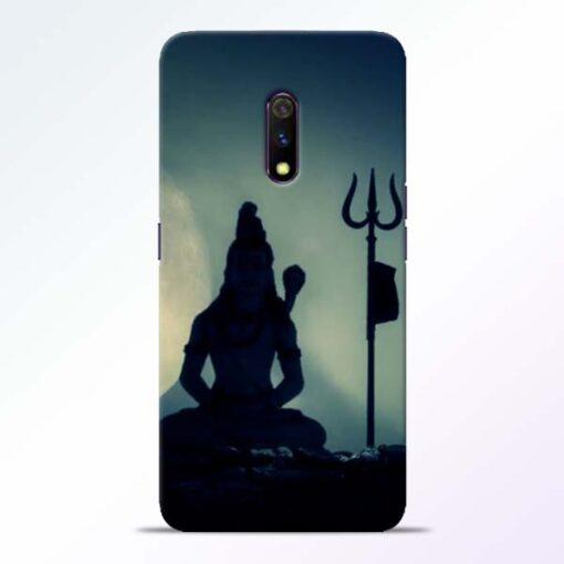 Mahadev Trishul Realme X Back Cover