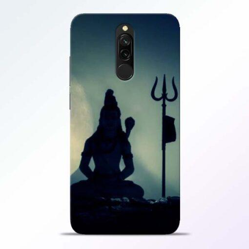 Mahadev Trishul Redmi 8 Back Cover