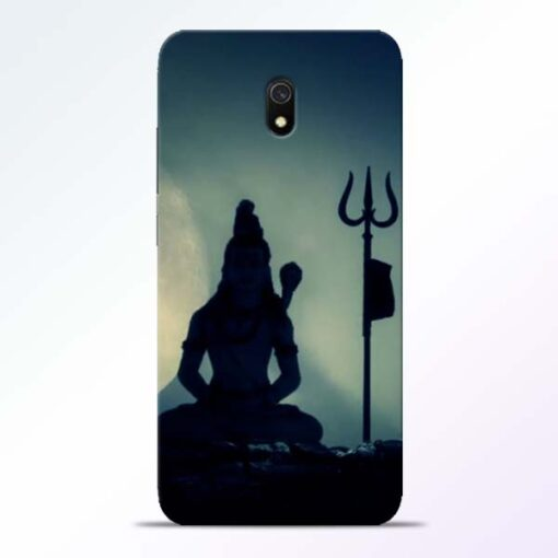 Mahadev Trishul Redmi 8A Back Cover