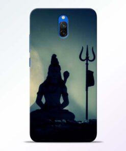 Mahadev Trishul Redmi 8A Dual Back Cover