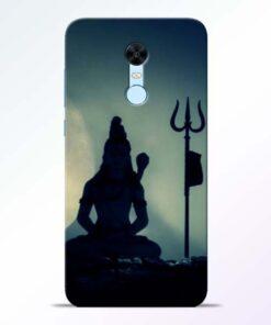 Mahadev Trishul Redmi Note 5 Back Cover