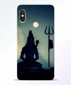 Mahadev Trishul Redmi Note 5 Pro Back Cover