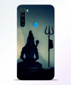 Mahadev Trishul Redmi Note 8 Back Cover