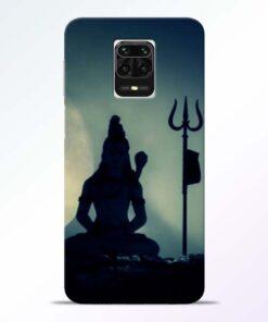 Mahadev Trishul Redmi Note 9 Pro Max Back Cover