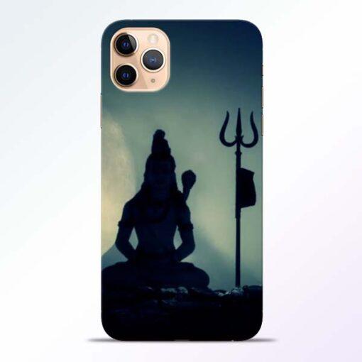 Mahadev Trishul iPhone 11 Pro Back Cover