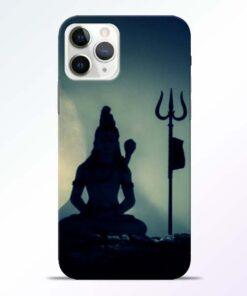 Mahadev Trishul iPhone 11 Pro Max Back Cover