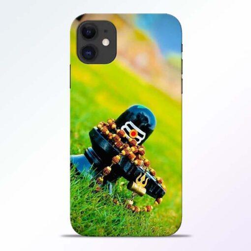 Mahadev iPhone 11 Back Cover