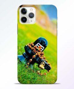 Mahadev iPhone 11 Pro Max Back Cover