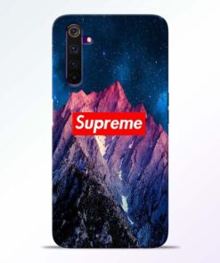 Mountain Realme 6 Back Cover