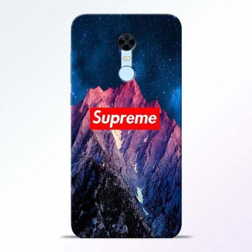 Mountain Redmi Note 5 Back Cover