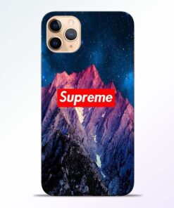 Mountain iPhone 11 Pro Back Cover