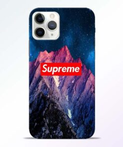 Mountain iPhone 11 Pro Max Back Cover