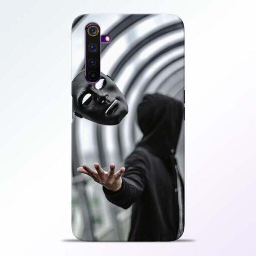 Neon Face Realme 6 Pro Back Cover