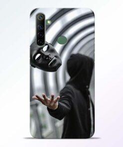 Neon Face Realme 6i Back Cover