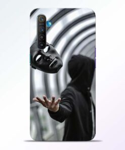 Neon Face Realme XT Back Cover