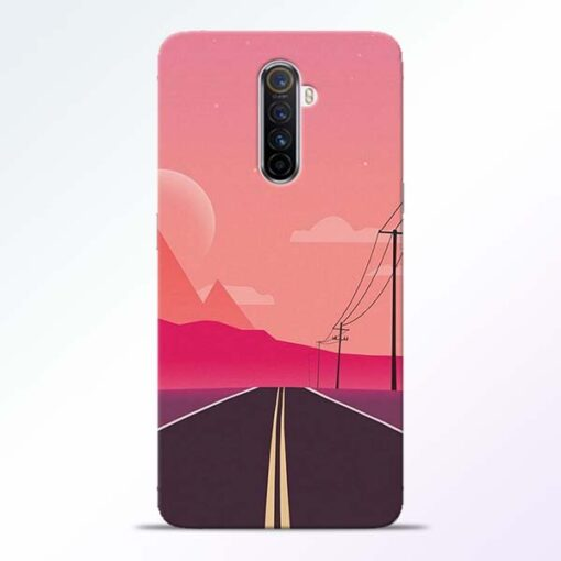 Pink Road Realme X2 Pro Back Cover