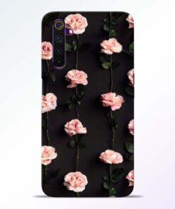 Pink Rose Realme 6 Back Cover