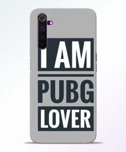 PubG Lover Realme 6 Pro Back Cover