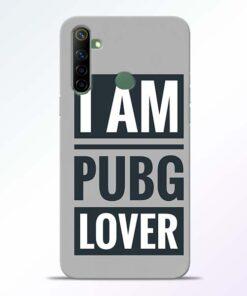 PubG Lover Realme 6i Back Cover