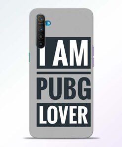 PubG Lover Realme XT Back Cover