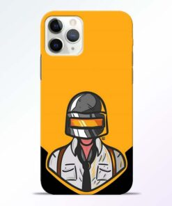 Pubg Face iPhone 11 Pro Max Back Cover